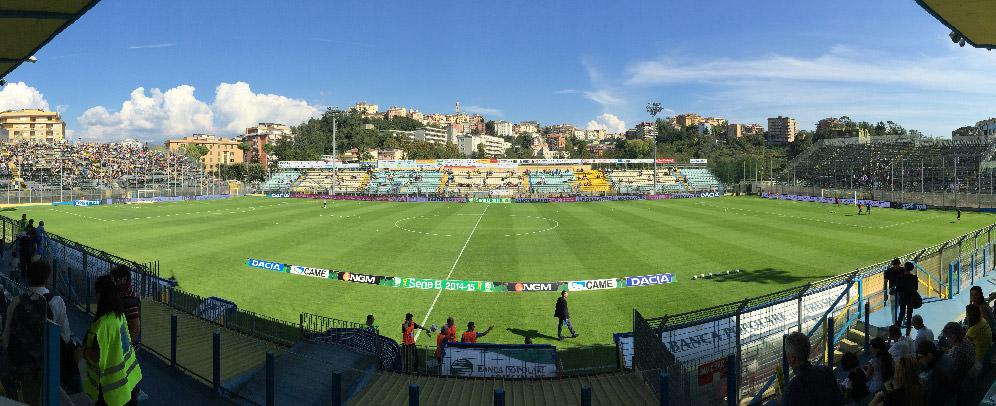 Il Catania esce con le ossa rotte, tre punti da sogno per il Frosinone