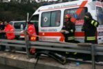 Tragedia sulla Palermo-Catania: 40enne si lancia dal viadotto e muore sul colpo
