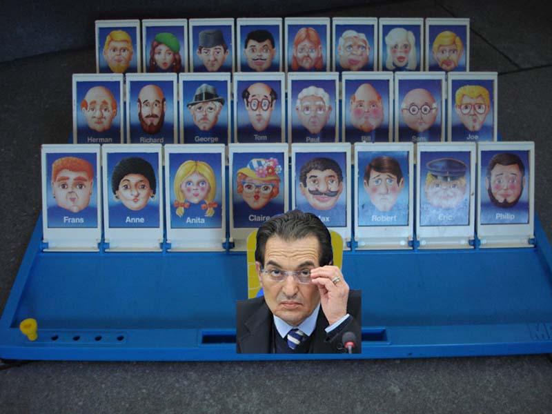 """""""Indovina chi?"""": il gioco di Crocetta e dei democratici. Musumeci: """"Trasformismo!"""""""