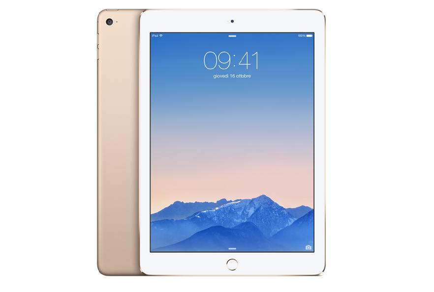 iPad Air 2: il tablet più sottile al mondo