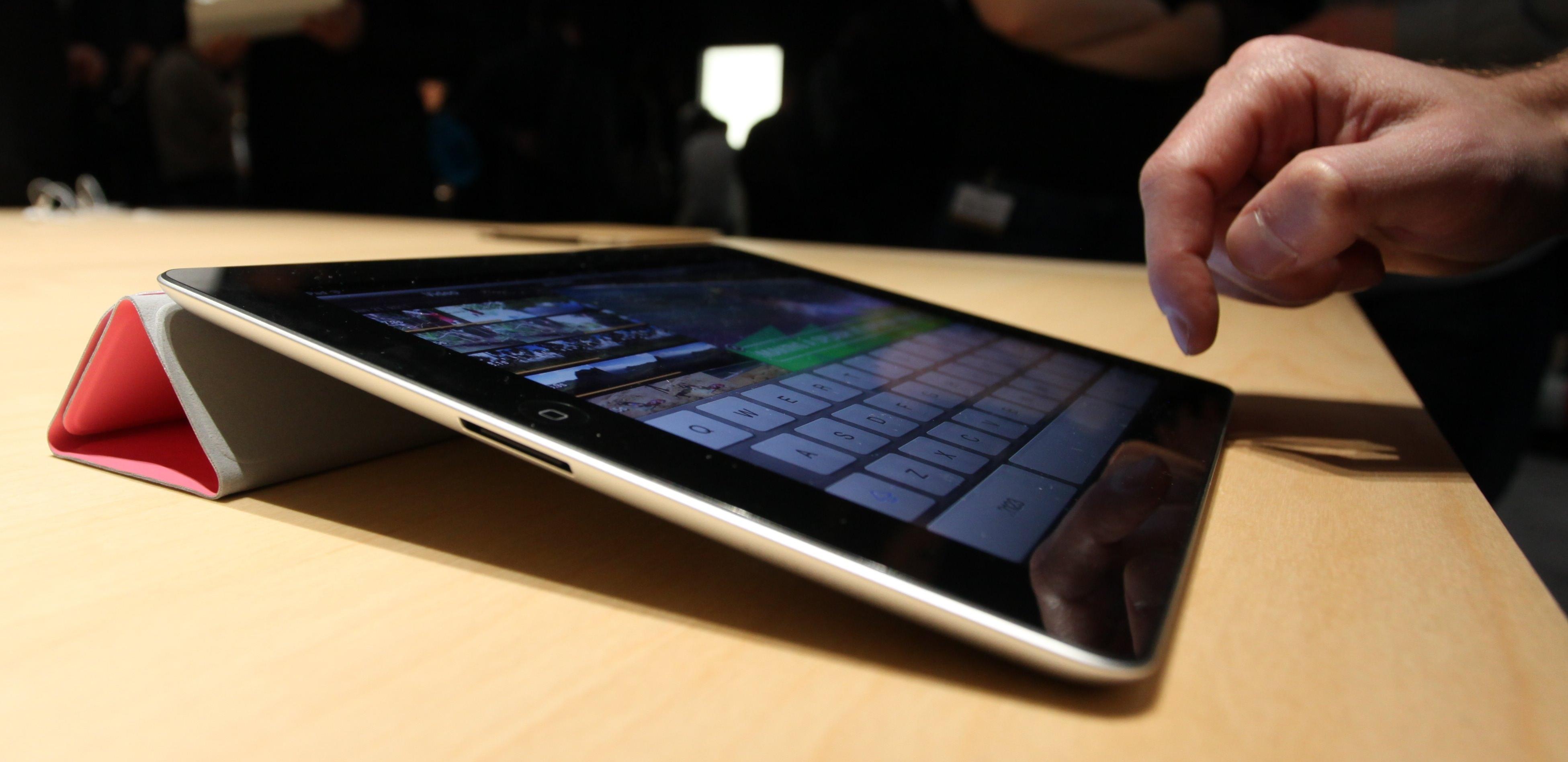 """La gaffe di Apple rovina la """"sorpresa"""": in arrivo la nuova generazione di iPad"""