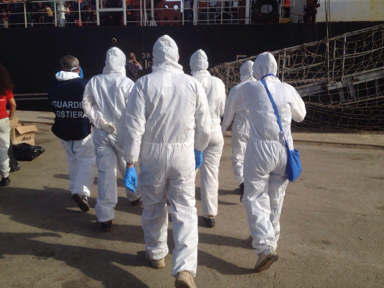 """Rischio Ebola, gli infermieri: """"Sicilia non pronta per l'emergenza"""""""