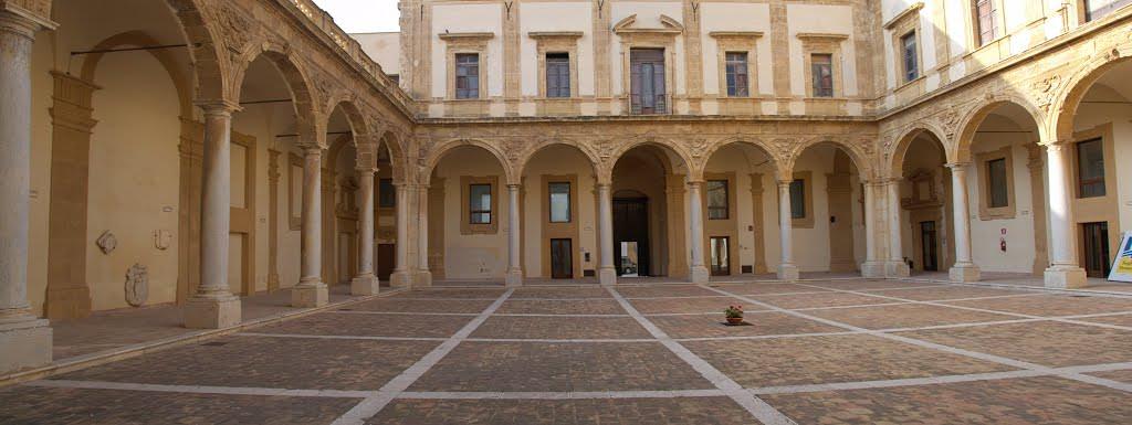 Nicola: il guardiano a 4 zampe del museo di Mazara