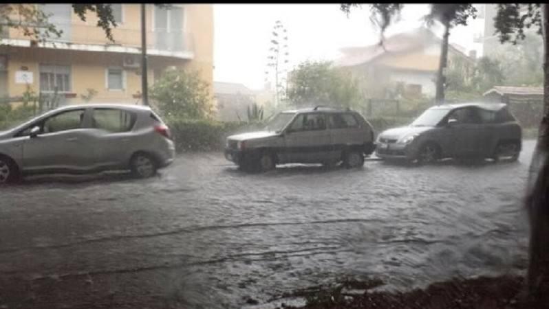Allerta Meteo Nellocchio Del Ciclone Acireale E Giarre Newsicilia