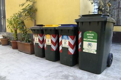 """Caltagirone: al via il """"porta a porta"""" di raccolta dei rifiuti"""