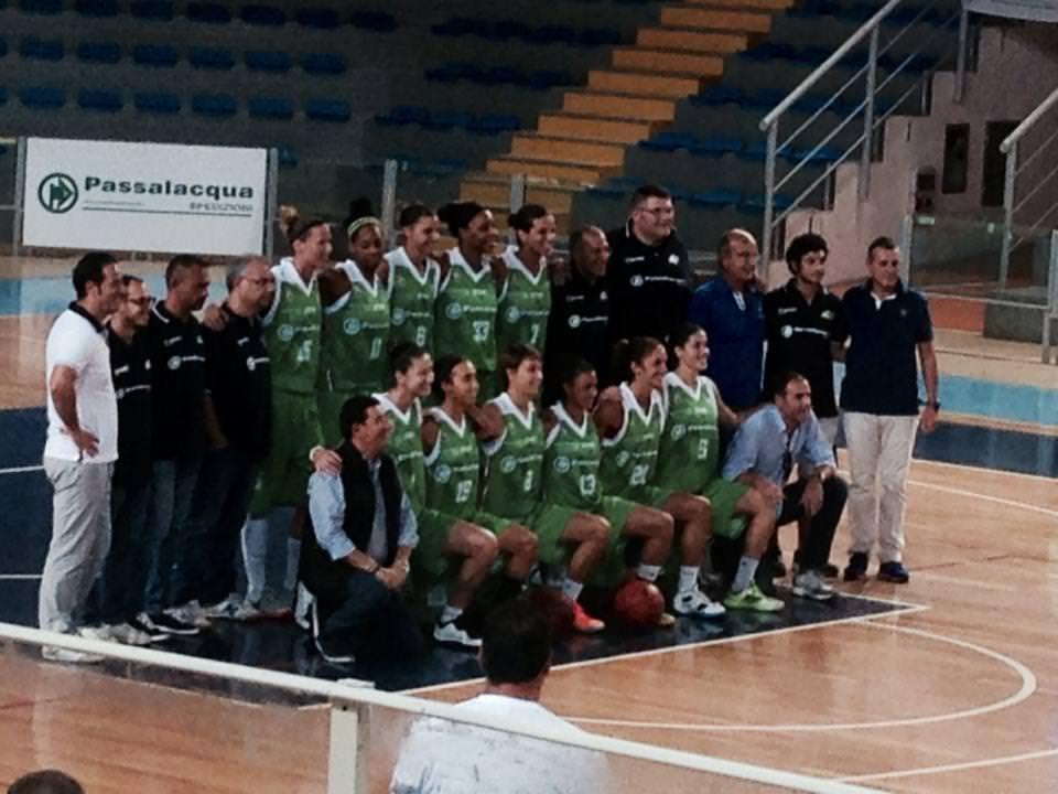 Passalacqua Basket Ragusa: tutto facile contro Orvieto