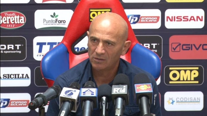 """Sannino: """"Catania, reagisci! Sovvertiamo negatività"""""""
