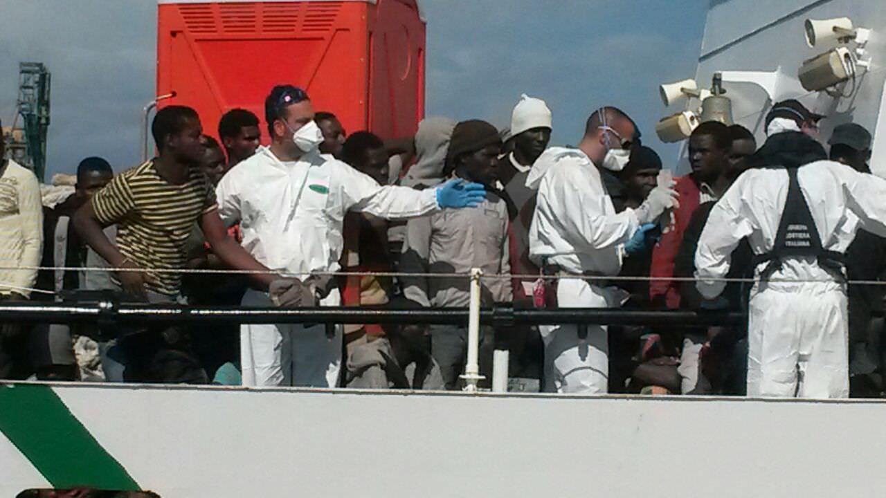 Al via gli incidenti probatori dei migranti del tragico naufragio al largo delle coste libiche