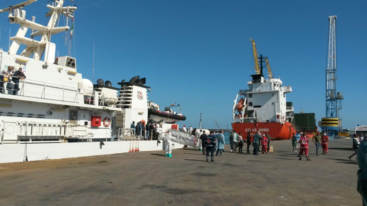 Catania, pronta la nuova struttura di accoglienza al porto