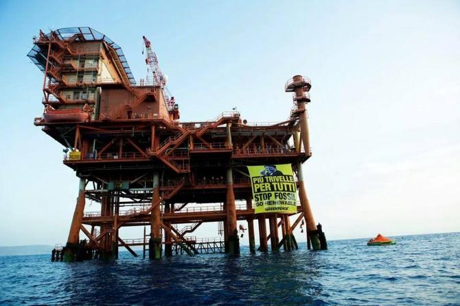 Leanza (Articolo4): fermate le trivelle nel Canale di Sicilia