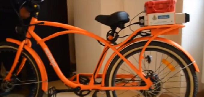 """""""Vigili in bicicletta"""": natura e sicurezza in un unico progetto"""