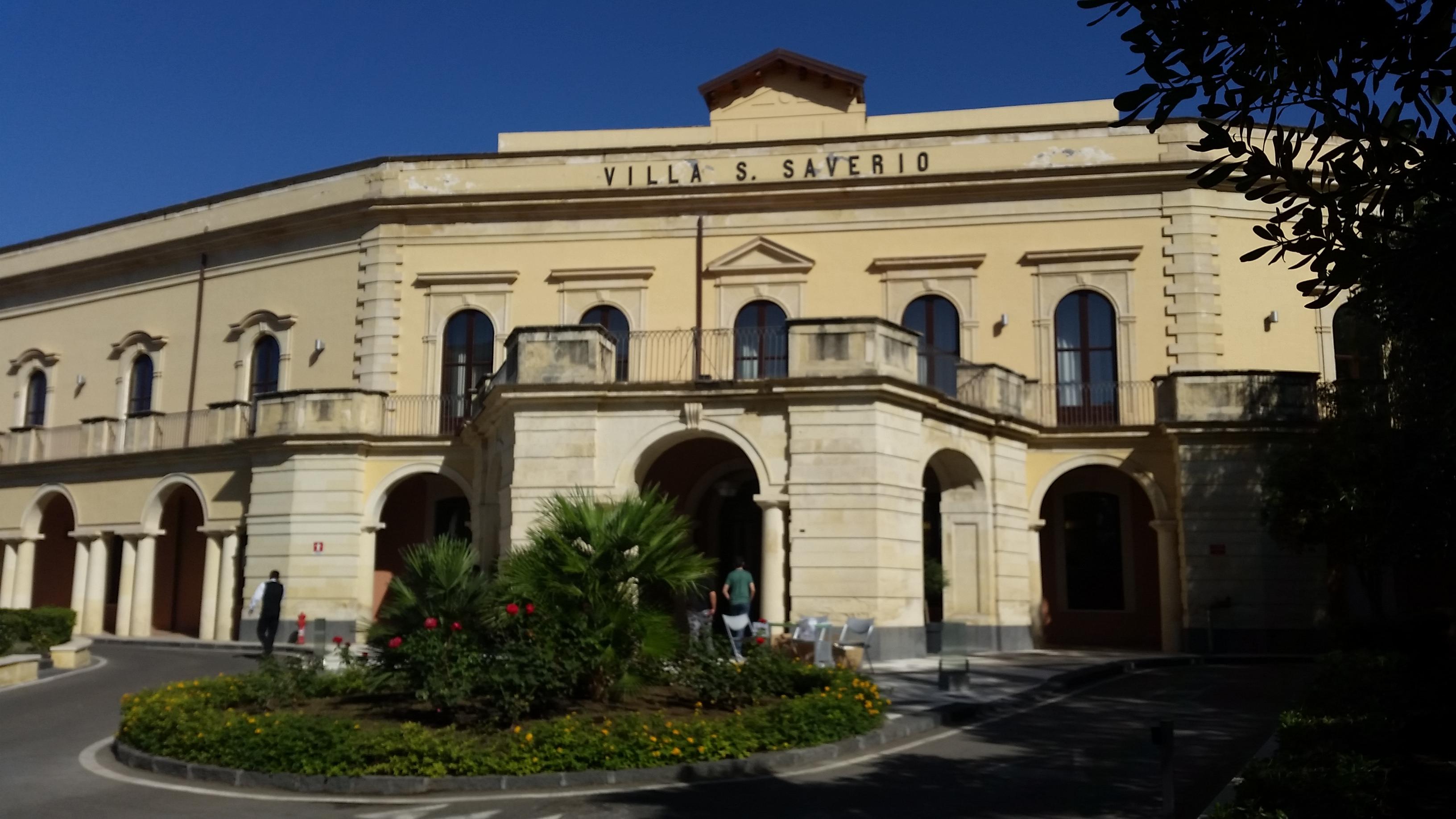 Dall'America a Catania: TEDx SSC a Villa San Saverio