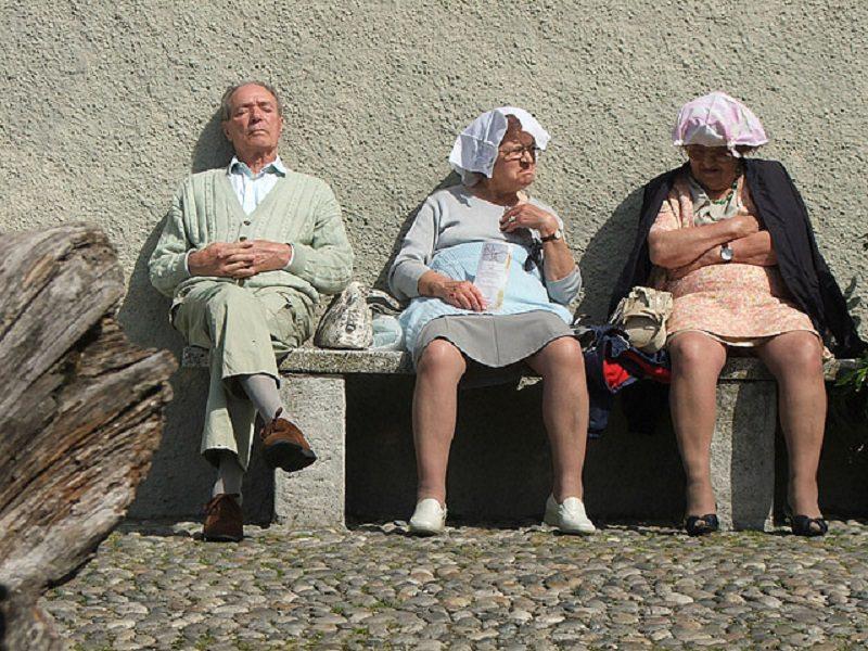 Anziani e salute, in Sicilia si muore vecchi (ma spesso malati)