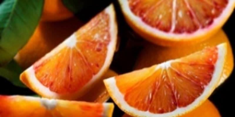 Arancia rossa in succhi, marmellate, birra? Specificare che è Igp