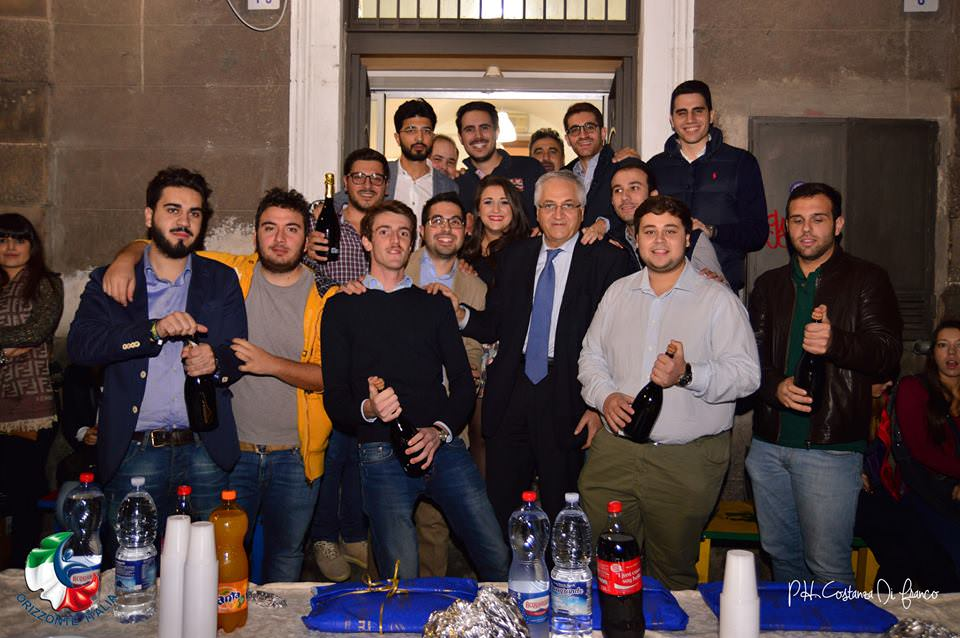 "Una nuova aula studio notturna firmata ""Orizzonte Italia"""