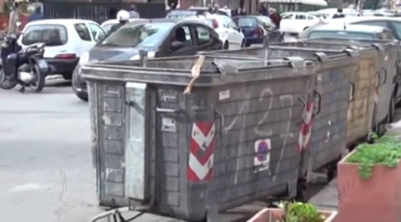 Palermo, gettò la bambina nel cassonetto 5 mesi fa: arrestata