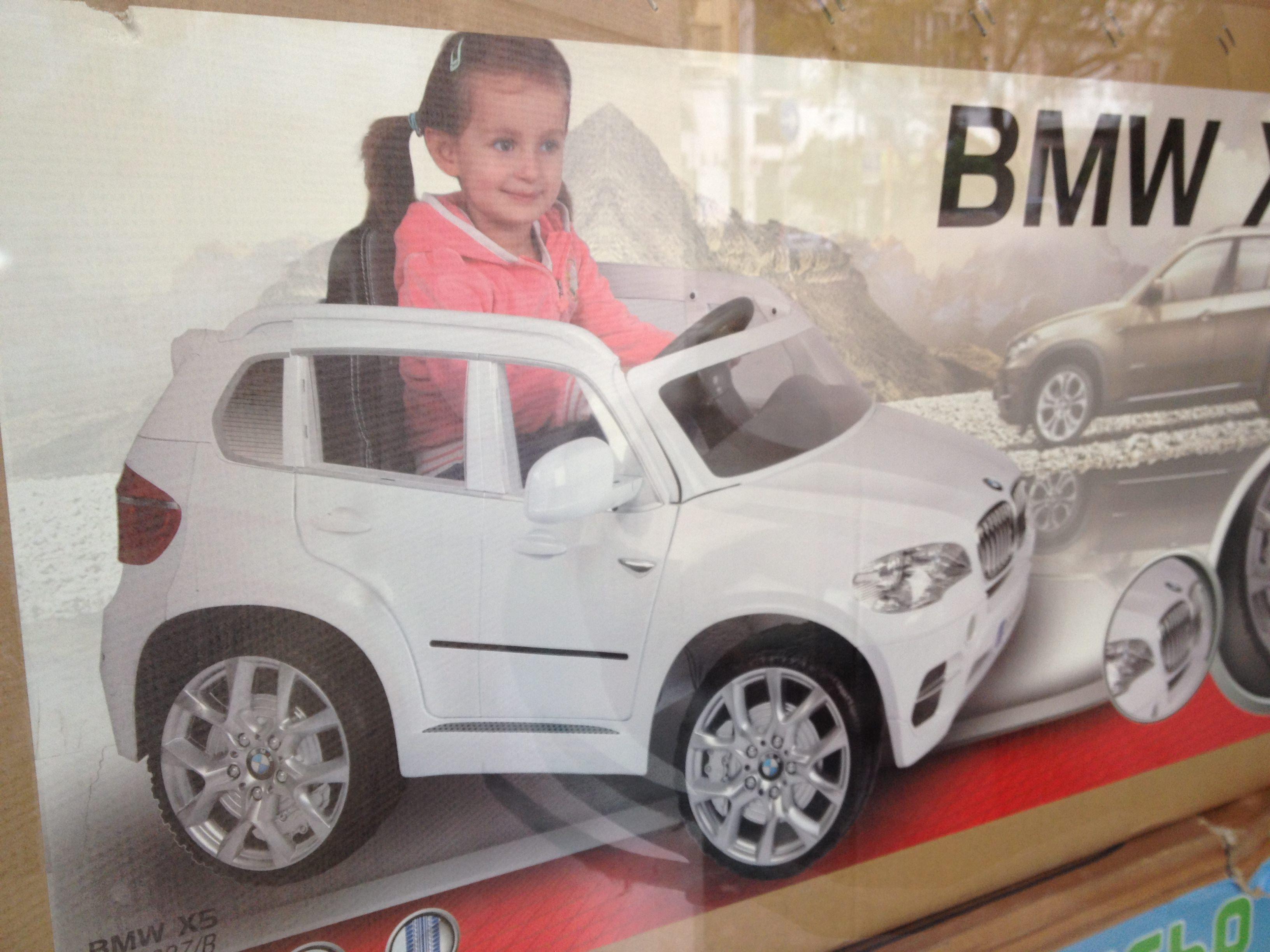 Bambini con le BMW, come cambiano i tempi!
