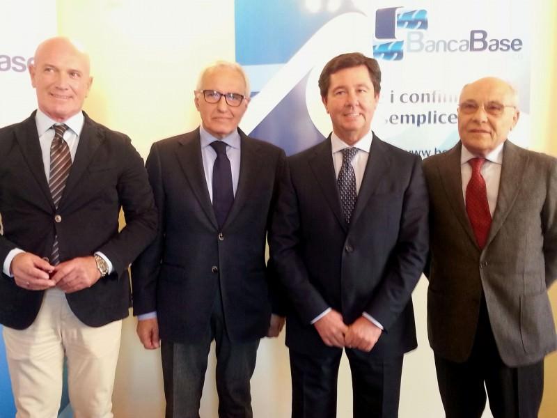 Banca Base, prima società per azioni tutta siciliana, illustra il progetto per il territorio