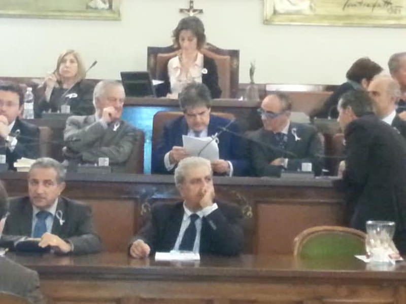 """Catania, il consiglio approva bilancio 2014. Girlando: """"Grande soddisfazione"""""""