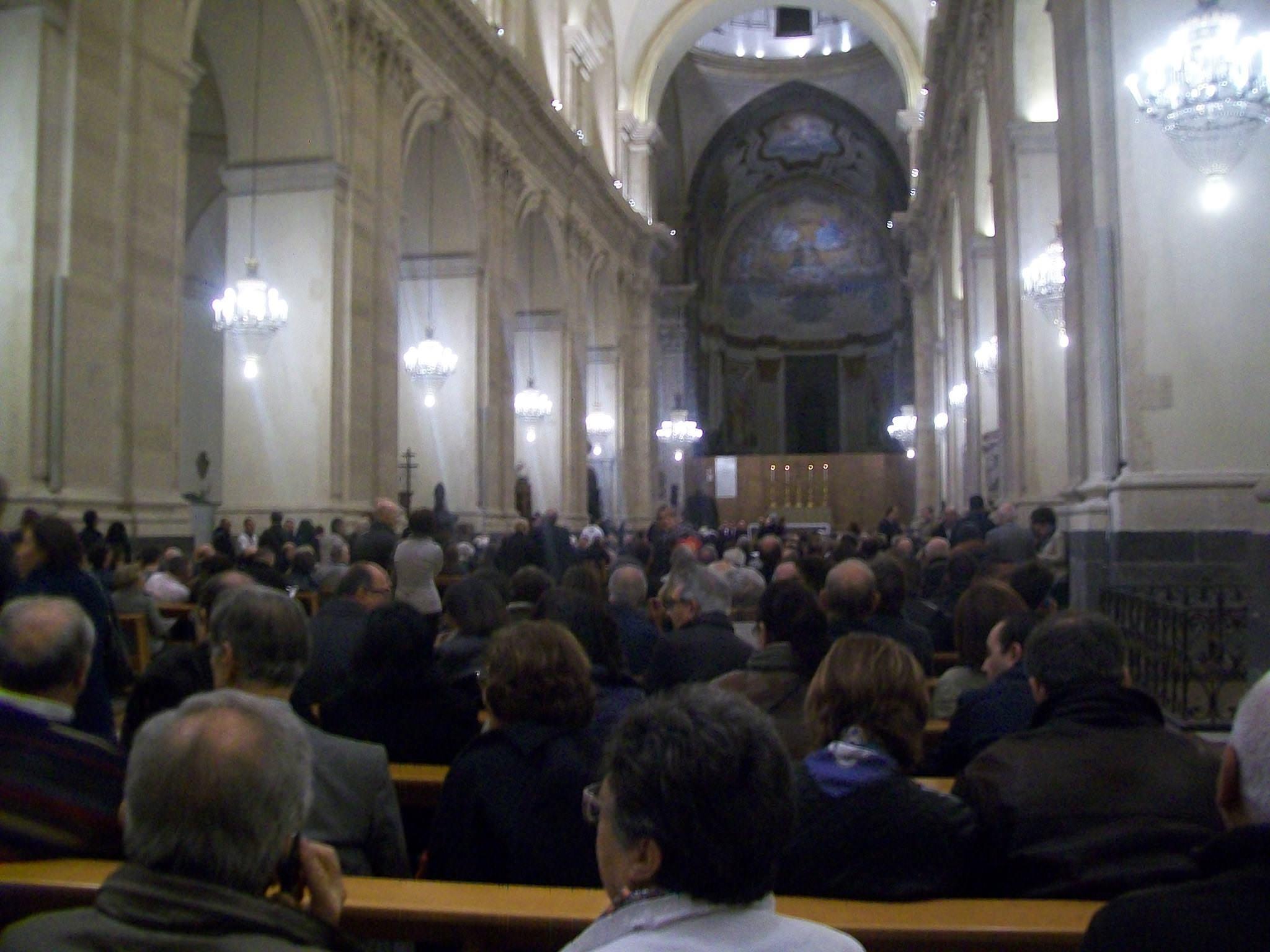 Catania: il Grand'Organo della Cattedrale torna a suonare