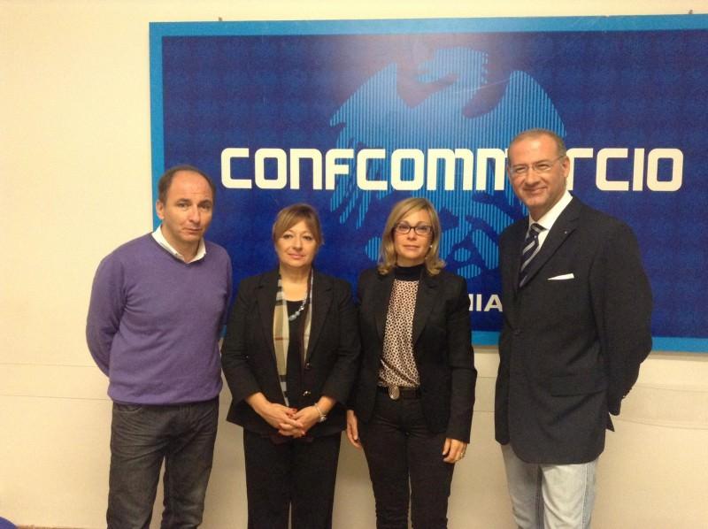 Catania, telecamere in azienda: accordo tra Confcommercio e sindacati