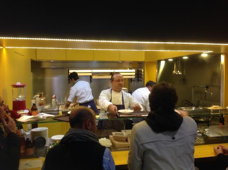 Cucina modicana premiata a Milano