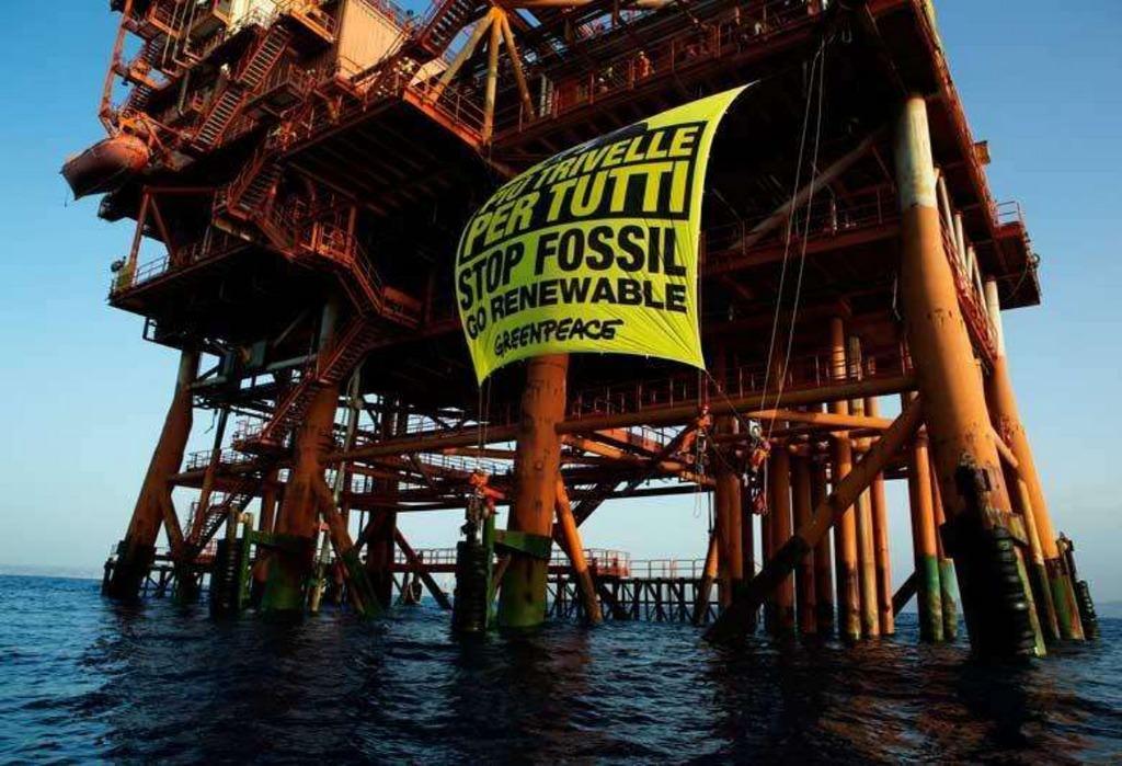 Sicilia, una Regione in mano ai petrolieri: via libera del Senato alle trivelle