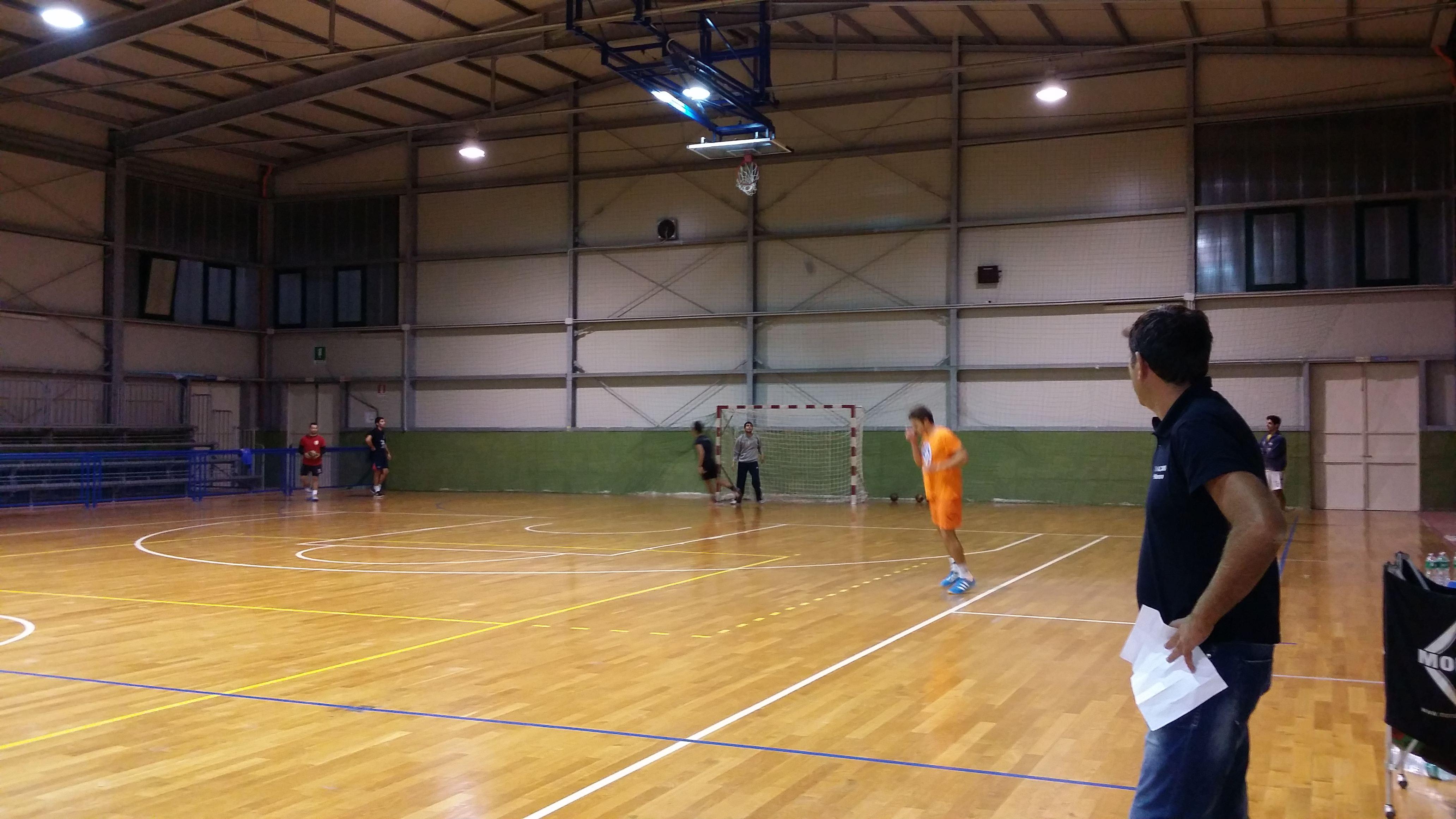 """Team Handball Alcamo contro la """"storia"""" del Conversano"""