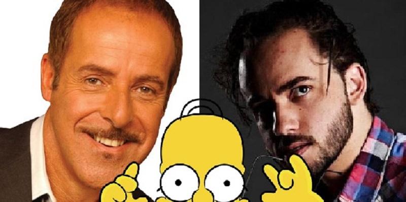 Alberto Pagnotta, la più giovane voce di Homer Simpson, si racconta