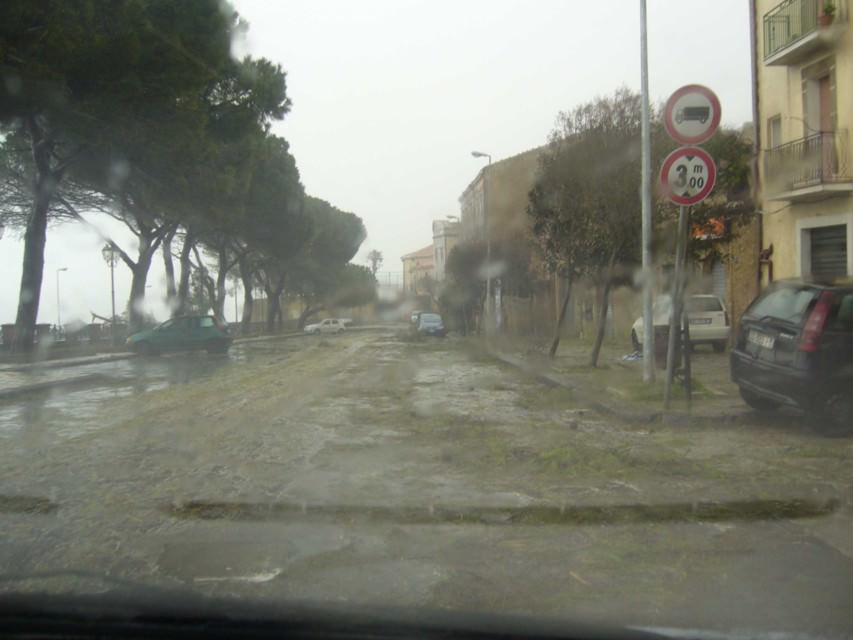 Allarme meteo a Caltagirone: si raccomanda prudenza ai cittadini
