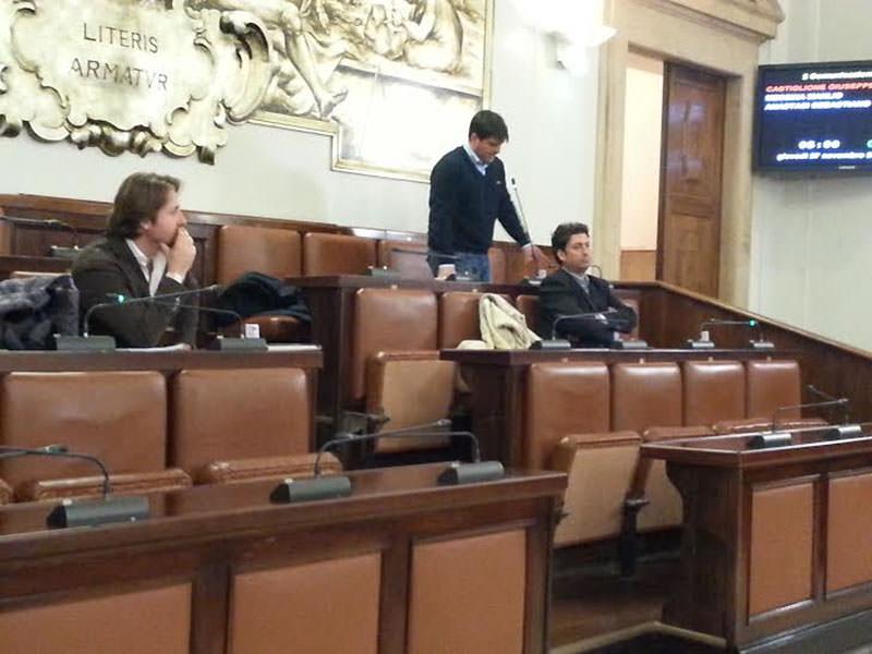 Catania, in consiglio il caso Scieri e la formazione professionale