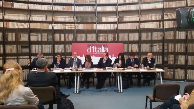 Tappa universitaria del tour Panorama d'Italia – la diretta STREAMING