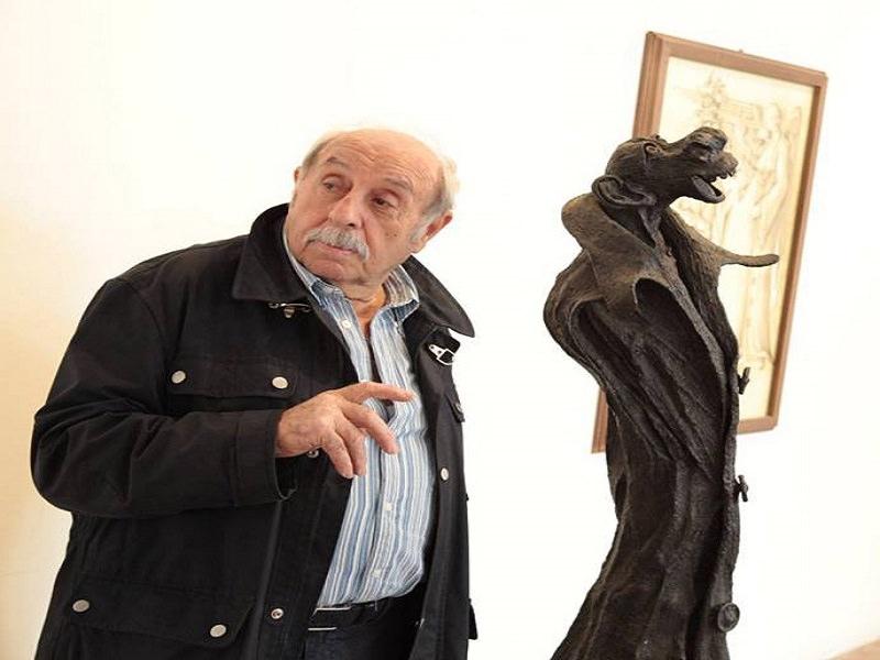 Omaggio di artisti al maestro Pippo Failla