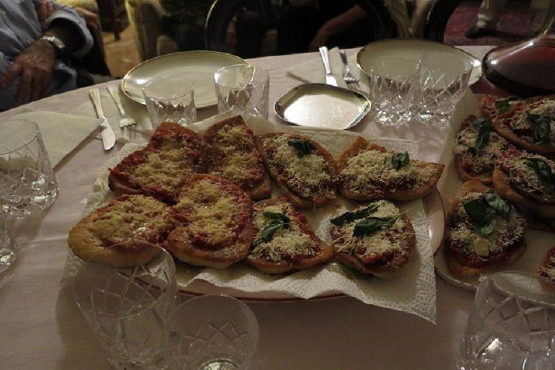 Pizzelle napoletane