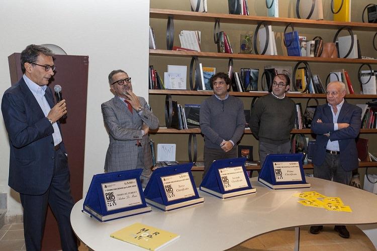 Agrigento, premio Fam arti visive a Daniele Franzella