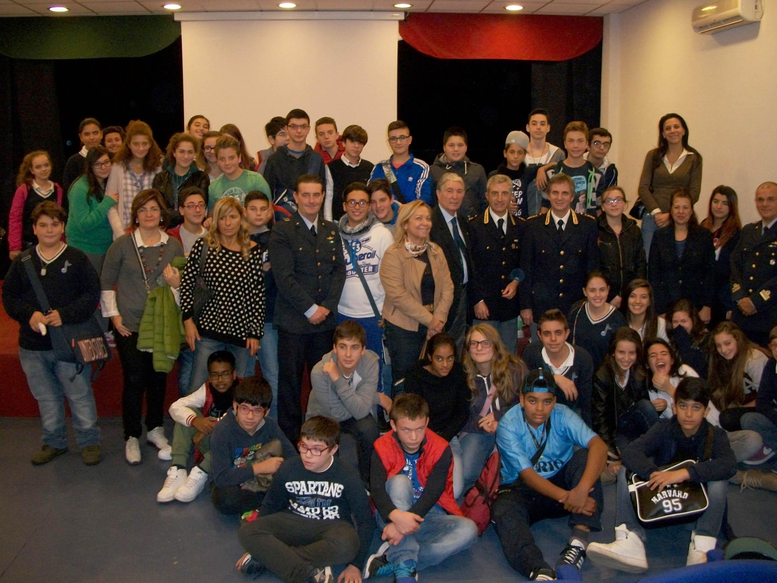 Sport e Legalità del CUS incontra le scuole di Catania
