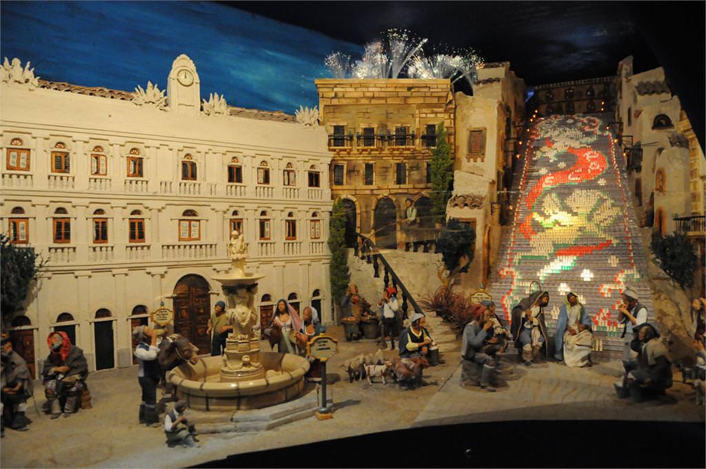 Magico natale arte e maestria dei presepi siciliani - Presepi da esterno idee ...
