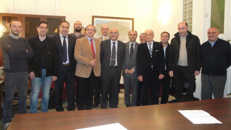 Siglato accordo fra Parco dei Nebrodi e geometri di tre province