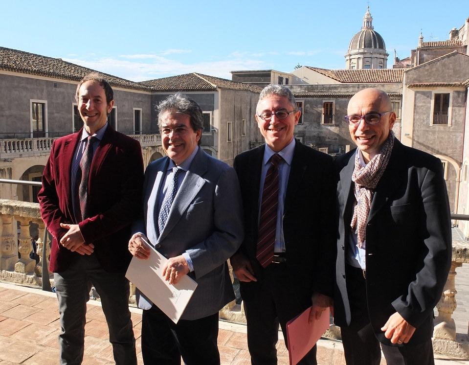 """Presentato a Catania il progetto """"I Art"""""""