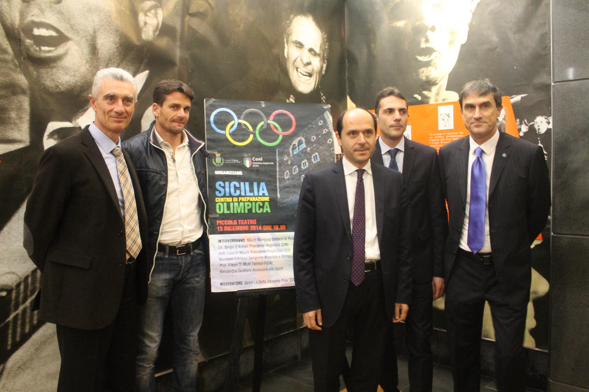 """""""Sicilia mia, Sicilia bedda"""": il centro olimpico è una cosa possibile"""