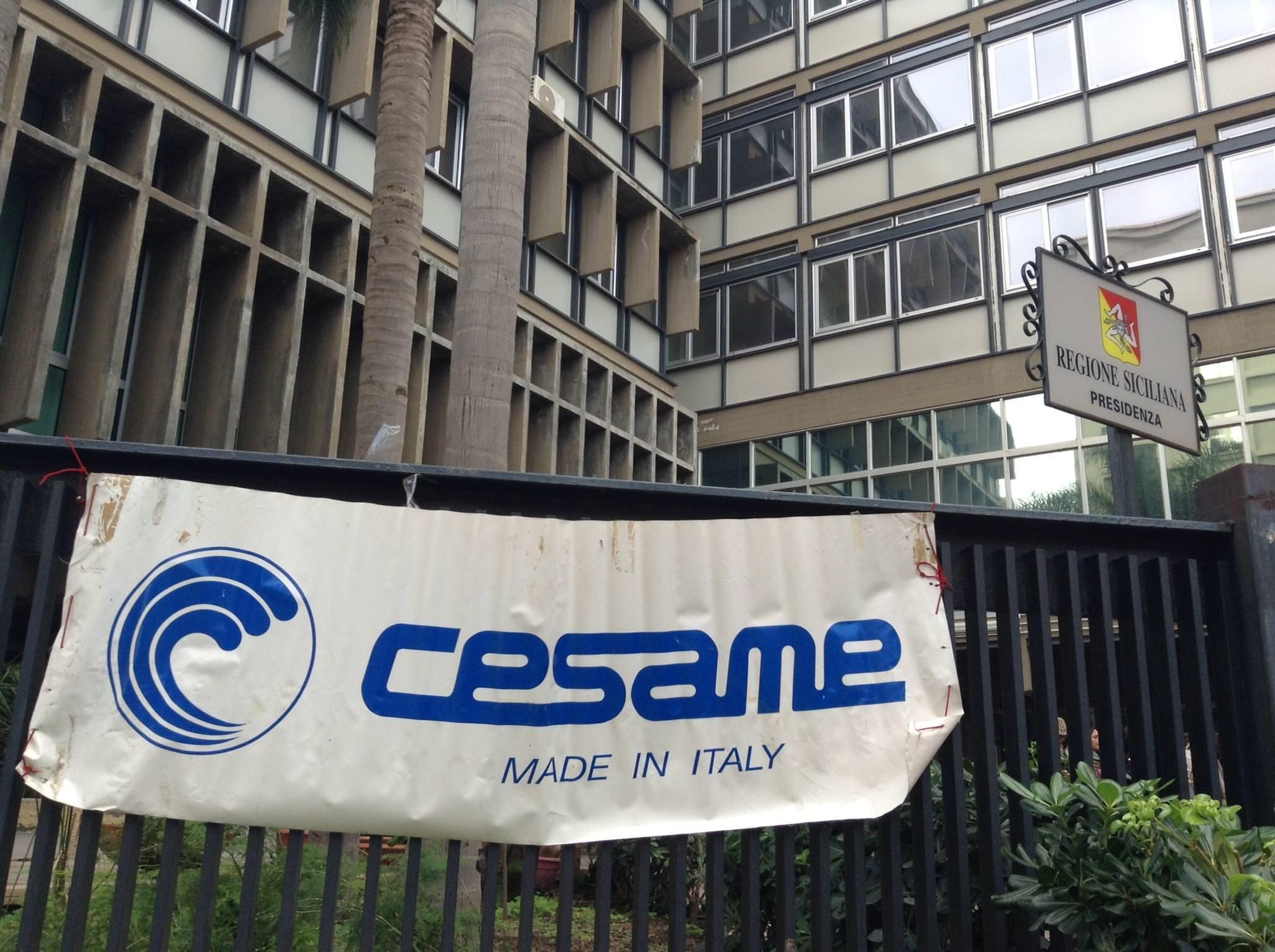 """I marchi siciliani salvati dai dipendenti: <br> la storia della """"Cesame"""""""