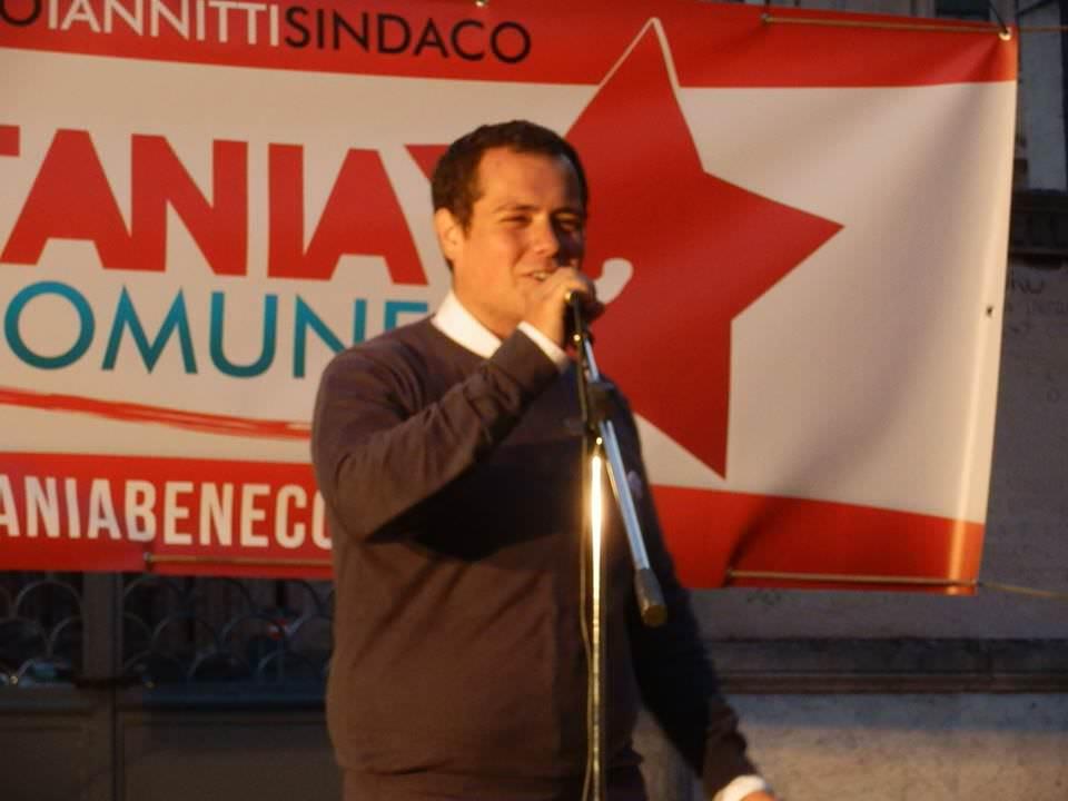 """Catania, la risposta """"pungente"""" della consigliera Mastrandrea a Iannitti: """"Penna mi è sfuggita di mano"""""""