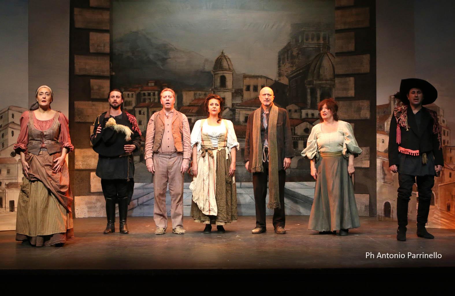 Al teatro comunale di Trecastagni torna la Centona