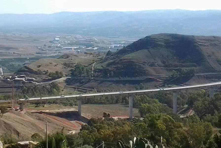 Caltagirone: apertura del tratto di 4,6 km da San Bartolomeo a Molona