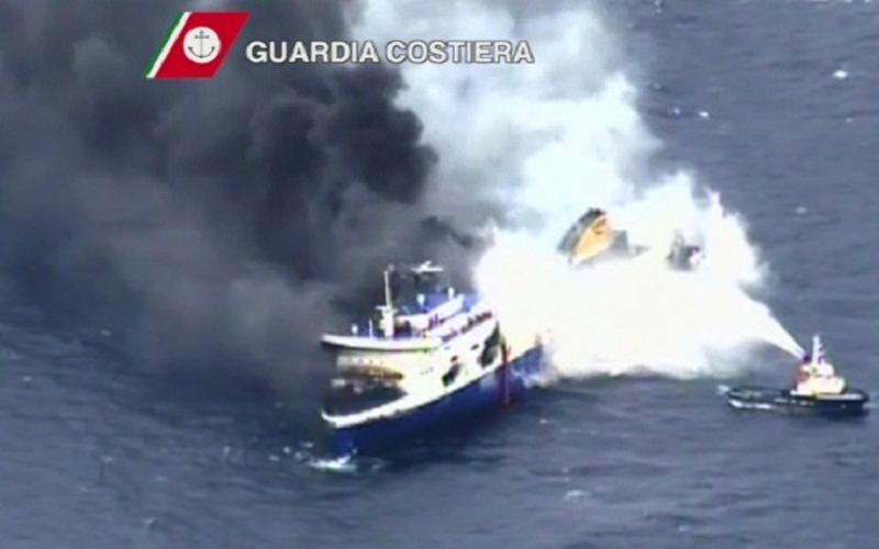 Uno dei dispersi sulla nave Norman Atlantic è messinese