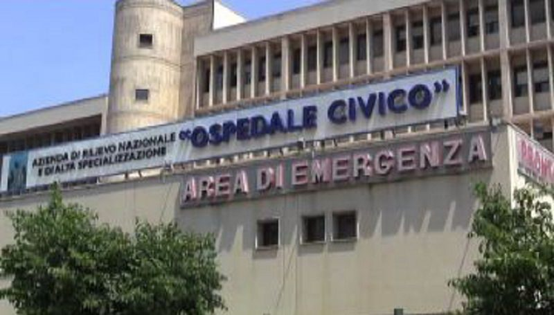 Denunciato il ladro del reparto di oncoematologia pediatrica del Civico: ha rubato un televisore ai bambini ricoverati