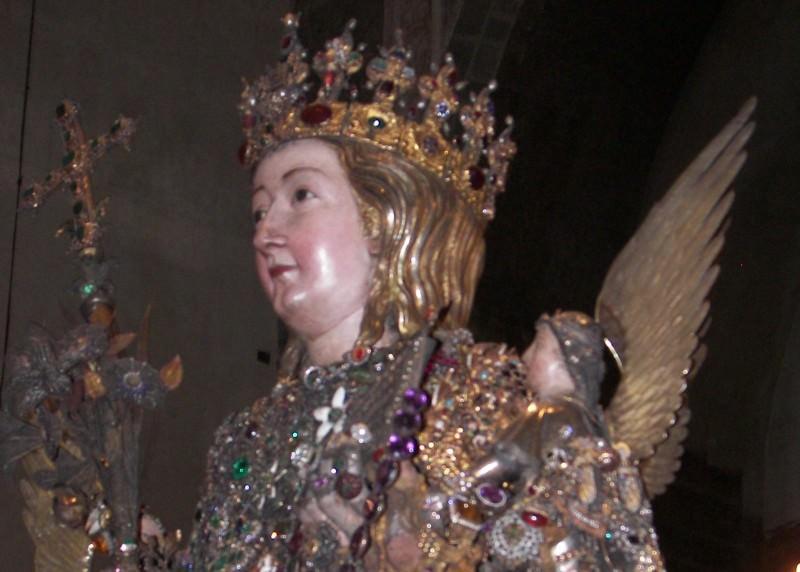 """Sant'Agata d'agosto a Catania, Monsignor Scionti: """"Dietro le porte, quest'anno chiuse, c'è Sant'Agata che ci attende"""""""