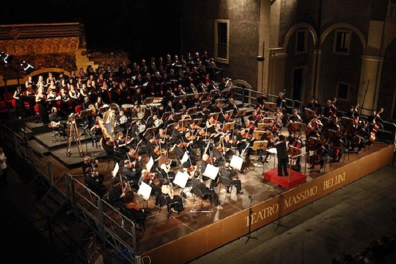 L'orchestra del Teatro Massimo Bellini approda a Pompei per il concerto di Capodanno