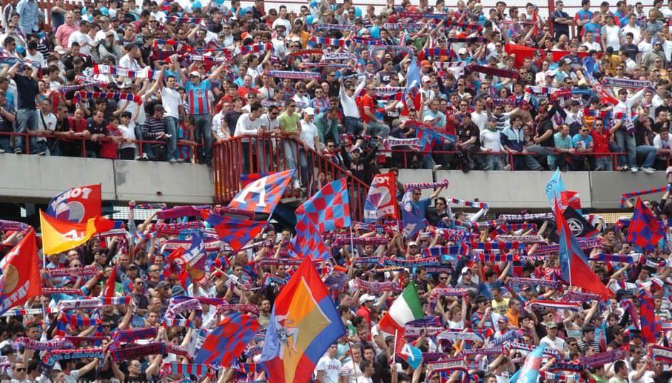 Catania: tifosi dalla parte della squadra, ora la risposta sul campo!