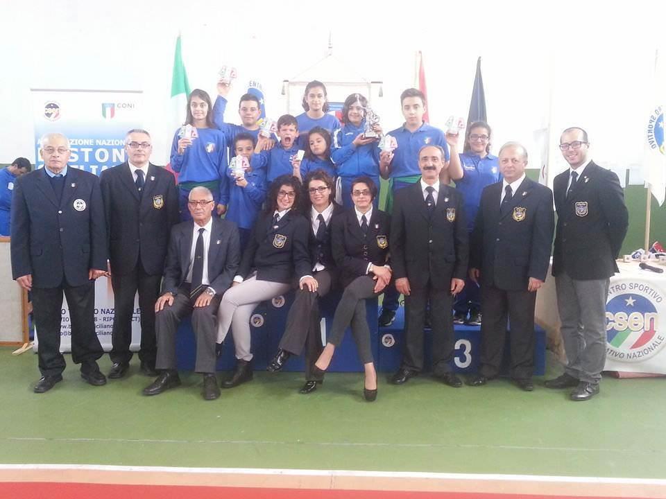 """Riposto, successo del """"Trofeo Paranza Bastone Siciliano"""""""